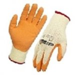 Cat Grip Material Handling Glove-Gold Latex Palm