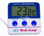 Fridge Digital Thermometer | Medical Vaccine