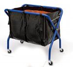 Scissor Trolley | Laundry Trolley | X Frame Trolley