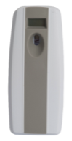 Colour-matched, digital, Air Freshener Dispenser available