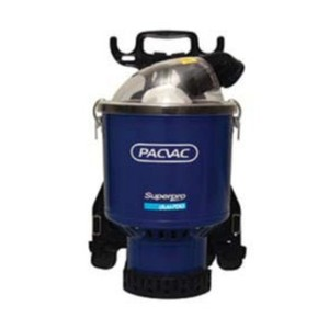 SuperPro Duo 700 back pack Vacuum