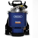 SuperPro Wispa 700 back pack Vacuum