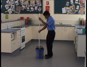 Is Your Cleaning System hurting your staff ?